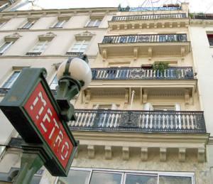formule 1 hotel Parijs